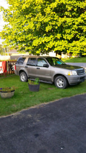 2002 ford explorer all wheel drive 4x4