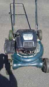 Craftsman 6 HP  Lawnmower