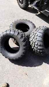 Take off atv utv tires
