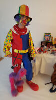 Promotion por clown d'enfants