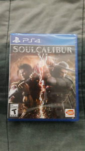 SoulCalibur VI (PS4) (Brand New)