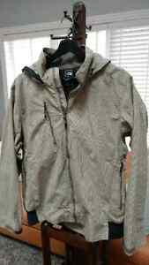 Men's windbreaker jacket by North Face