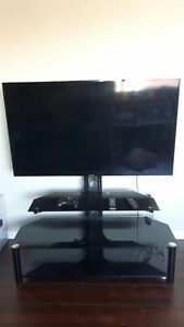"Mint Panasonic Flat Screen 56"" with Stand"