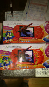 New PVP. Hand held game 3x3 screen 168 games $50