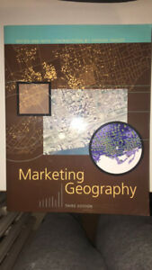 Marketing Geography Textbook