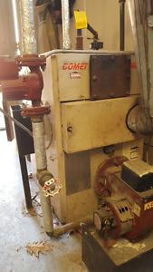 High Efficiency Boiler furnace