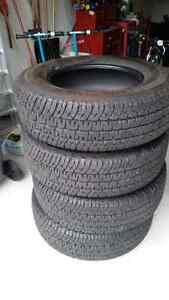 Michelin LTX AT2 LT 265/70/18 Set of 4 Brand New Takeoffs