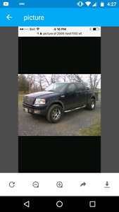 2005 to 2008 Ford F-150