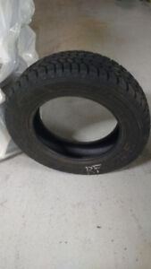 Four Good Winter Tires for Sale - 195/65/R15
