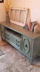 Refinished sideboard Sold ppu