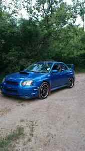 looking for: 2004-2005 Subaru WRX STI