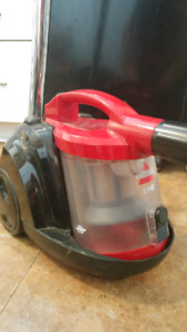 Bissell Zing be glass vaccuum cleaner