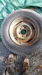 Bfg 8.75.16.5 trailer tire