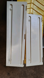 Caravan fridge vent winter covers
