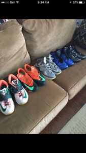 Basketball shoes Size 9-10.5