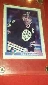 Ray Bourque Pre-Production Sample