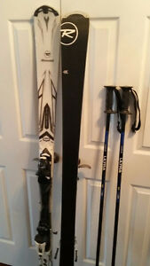 Rossignol Skis, Bindings, Boots and Poles - Brand New Never Worn