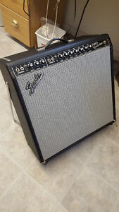 1964 Fender Super Reverb Blackface amp refurbished