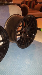 Forgestar F14 5x120 19X10 +42 and 19x8.5 +35
