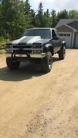 1994 Chevy 1500 4x4 lifted