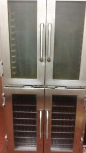 Doyon Commercial Proofer and Oven Combo