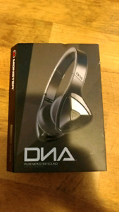 MONSTER HD HEADPHONES NEW