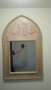 Neoclassic Urn Mirror from The Bombay Company