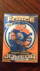 Tim hortons cards connor mcdavid
