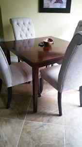 42 inch brown table