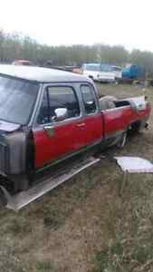 Parting out 1993 and older dodge gas and diesel trucks