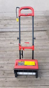 Spectra Tools Electric Snow Shovel Blower