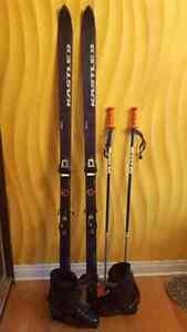 Équipement ski alpin
