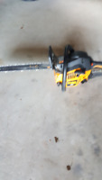 Chainsaw - Will not start - Requires repair