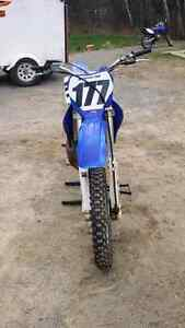 2001 yz 125 with ownership price drop need gone asap