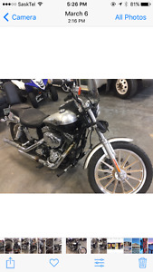 Great anniversary Dyna Wide Glide for sale
