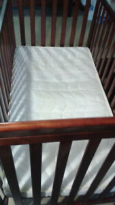 Crib with mattress for sale