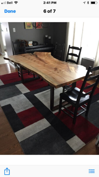 Kiln Dried Live Edge Slabs Sale Sale Sale Dining Tables