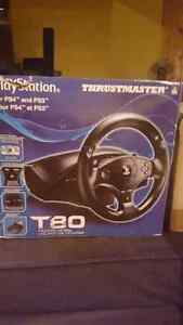 Racing wheel for ps3 or ps4