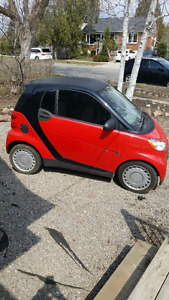 2010 Smart Fortwo Loaded Coupe (2 door)