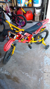 "16"" bicycle for boy"