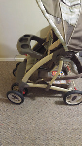 graco connected stroller