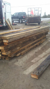 "BARN BOARD LUMBER    2"" X 4"""
