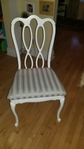 Iso:  French Provincial Chair. 1-3 Chairs