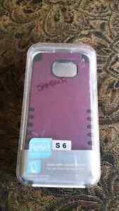 Pink case for Samsung Galaxy S 6 Kitchener / Waterloo Kitchener Area image 1