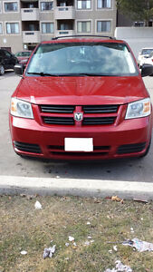 2012 Dodge Grand Caravan 3.3 Minivan, Van