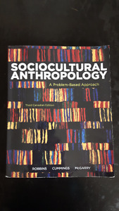 Sociocultural Anthropology: A Problem-Based Approach