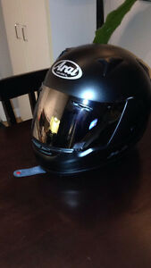Casque Arai signet-Q medium noir