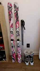 Ladies Ski Setup $350.00