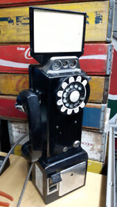 authentic pay phone