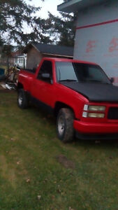88 Chevy 2wd shortbox trade